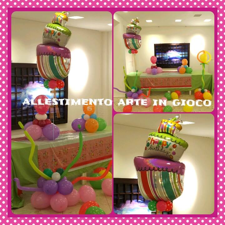 Feste di compleanno babysitting for Addobbi per feste in piscina