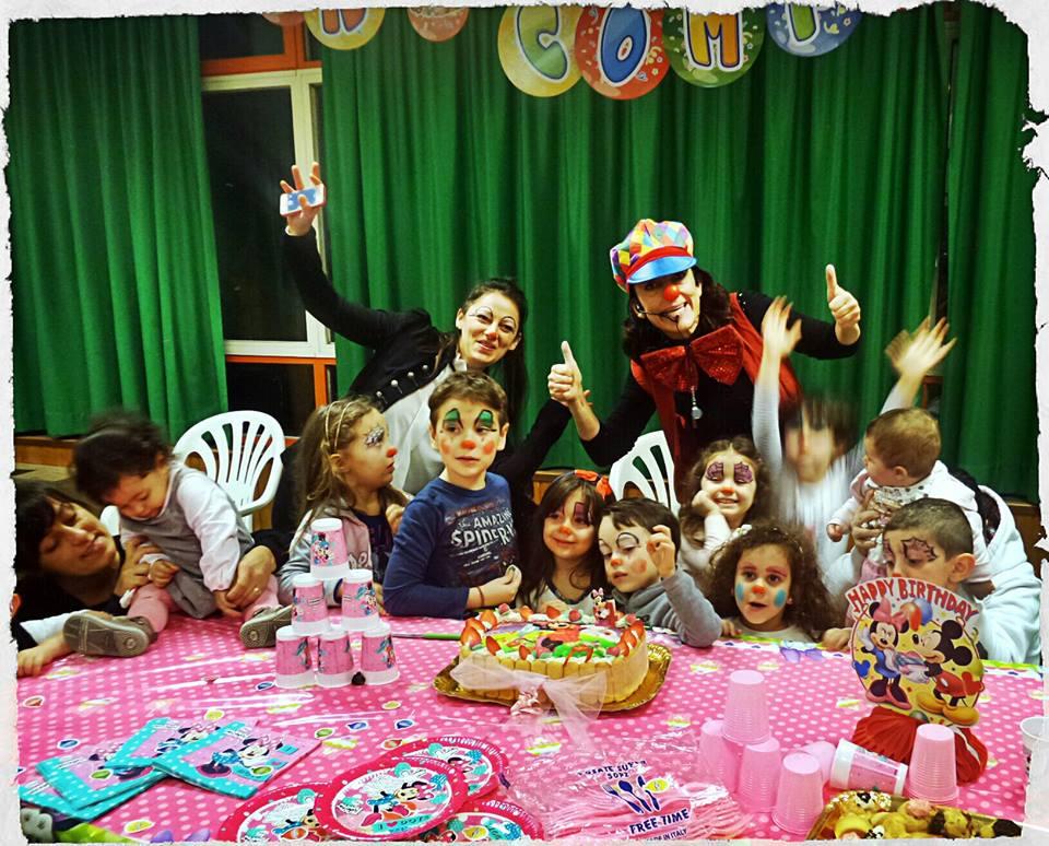 Conosciuto Feste di Compleanno & Babysitting NQ36