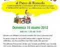 """10 giugno Mercatino del """"RE USO"""" – Parco di Roncolo"""