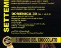 29 e 30 Settembre:Simposio del Cioccolato – Pavullo(MO)