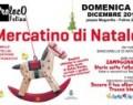 """9 Dicembre: """"Mercatino di Natale"""" – Felina (RE)"""