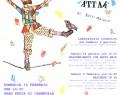 """26 Genn. 2 e 10 Febb: """"CAENEVALE Attak"""" Centro Sociale""""Buco Magico""""- RE"""