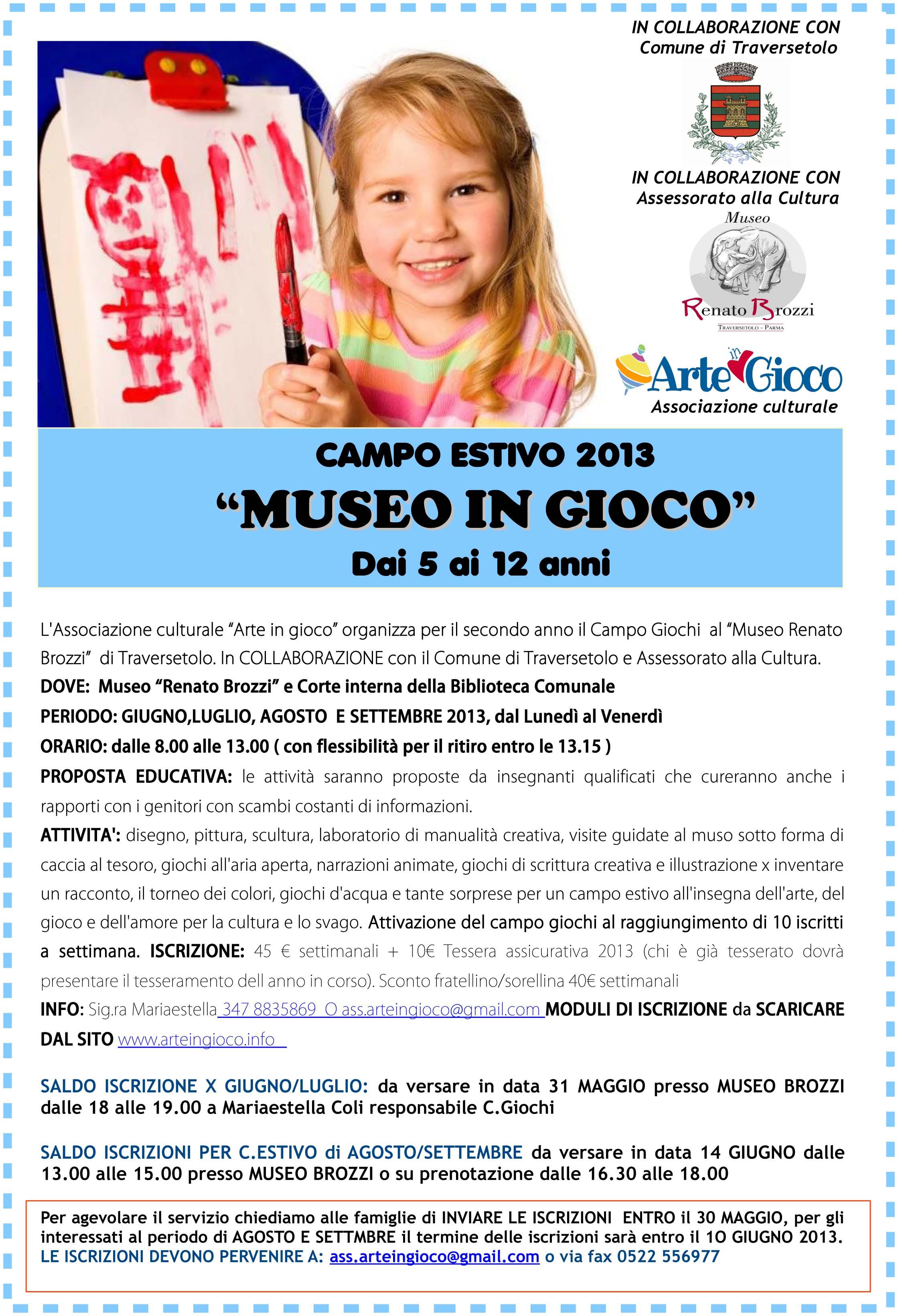 Volantino_MUSEO IN GIOCO_RENATO BROZZI 2013-1