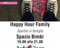 """19Giu.al 24Luglio: Mercoledi' Rosa & """"Happy Hour Family"""" – RE"""