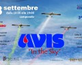 "7-8 Settembre: ""AVIS IN THE SKY"" al Campovolo di RE"