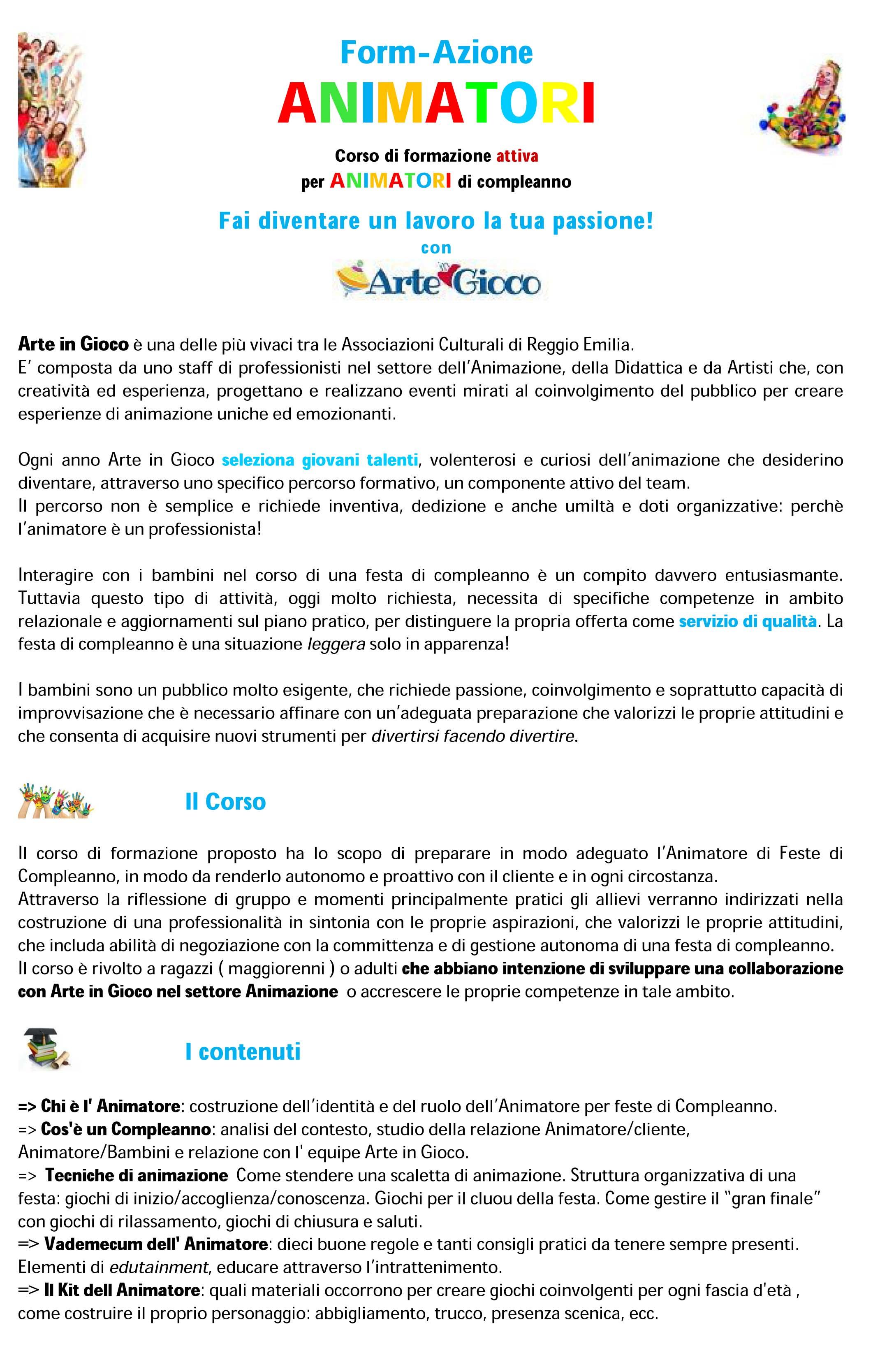 A IN G CORSO ANIMATORI2013-1