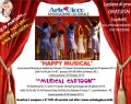 """Happy e Musical Cartoon"":Corsi di Musical per bambini"