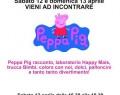 12/13 Aprile: PEPPA PIG arriva in Concessionaria AutoZatti
