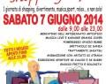 7 GIUGNO: Via Gandhi in Festa – Reggio Emilia