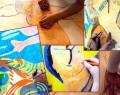 """Corso di Pittura: """"LINGUAGGI D' ARTISTA for KIDS""""…3-6 anni"""