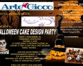 25 Ottobre 2014: HALLOWEEN CAKE DESIGN PARTY – Agriturismo LA BREZZA (RE)