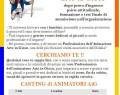 """26 Novembre 2014: CASTING ANIMATORI """"ARTE IN GIOCO"""""""