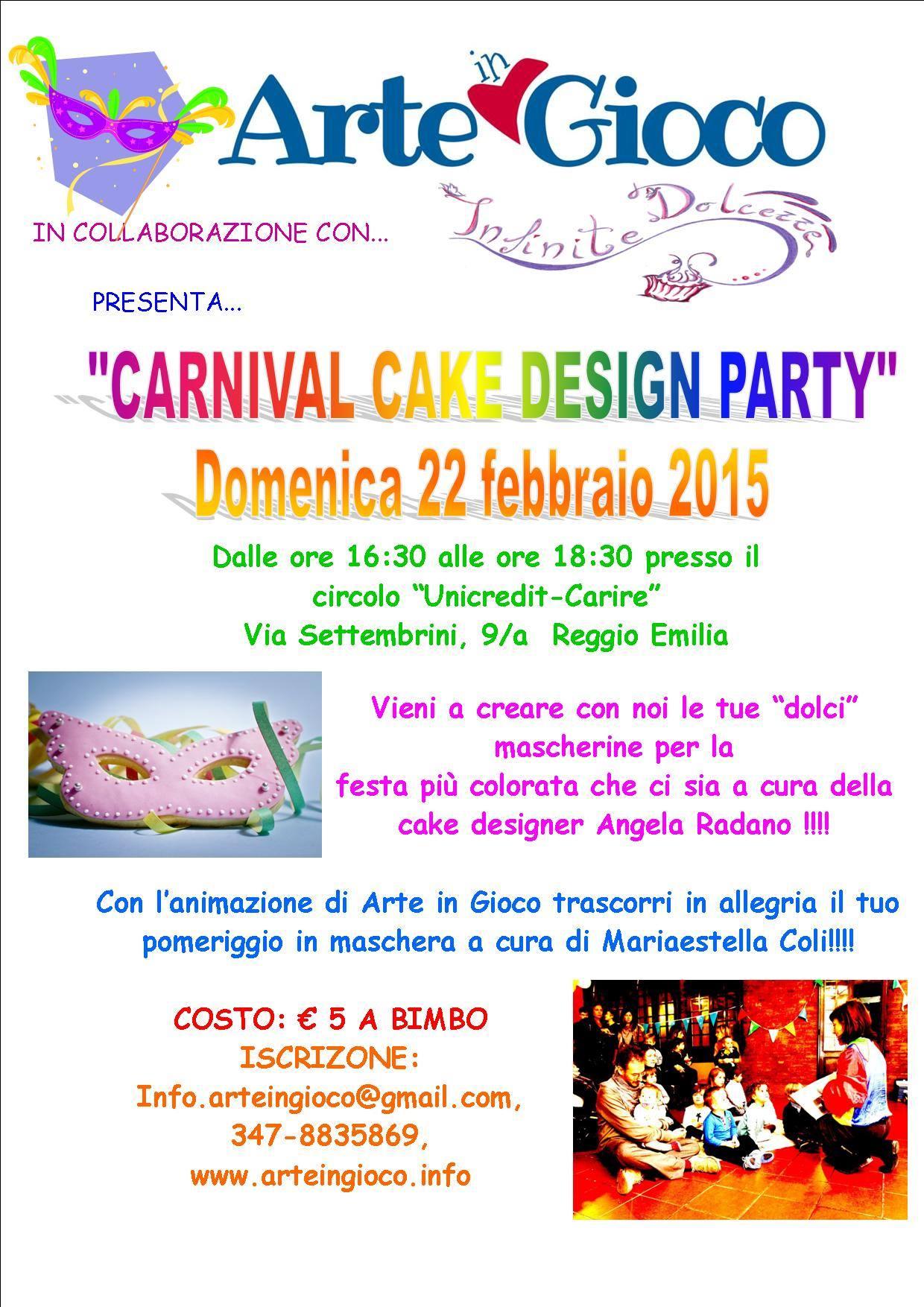 CAKE di CARNEVALE 22 FEBB_o