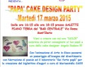 "17 Marzo: ""I Love Dad – Cake Desing Party "" presso saletta Bar Centrale_Sant' Ilario D'Enza."