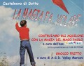 """11 APRILE 2015: """"La magia …fa volare"""" laboratorio a Castelnovo di Sotto ( RE )"""