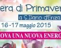 """17 MAGGIO: """"FIERA DI PRIMAVERA"""" a Sant'Ilario d'Enza (RE)"""