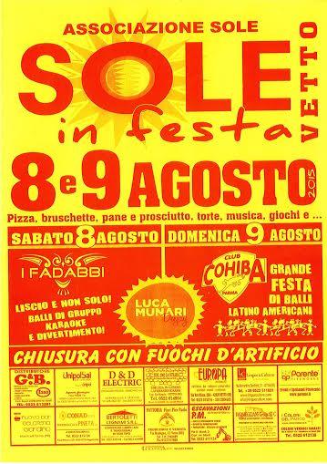 FESTA DEL SOLE
