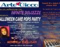 """30 e 31 Ottobre 2015: HALLOWEEN  CAKE POPS PARTY con Arte in Gioco al """"Borgo delle Querce"""" – RE"""