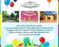 """ARTE IN GIOCO presenta """"HAPPY BIRTHDAY PARTY & EVENTS"""" presso """"Il Borgo delle Querce"""" – RE"""