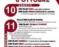 Sabato 10 e Domenica 11 Ottobre: MATRIMOMIO IN APPENNINO ( Cerrendolo ) – RE