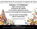 """13 Febbraio: """"Festa di Carnevale da Necar"""" a Parma e Reggio Emilia"""