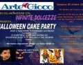 30 Ottobre 2016: HALLOWEEN CAKE DESIGN PARTY a Rubiera ( RE)