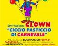 26 FEBBRAIO: FESTA DI CARNEVALE al Centro Sociale Buoco Magico – RE