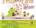 """21 Maggio 2017: """"FIABE A MERENDA e LABORATORIO Pic Nic creativo"""" presso Parco del Liofante (Casalgrande)"""