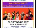 31/10/2017 HALLOWEEN PARTY al Circolo IL GRAPPOLO di Vignale ( PR)