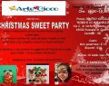 "15/12/2017: ""CHRISTMAS SWEET PARTY"" presso Centro Sociale Boschi di Puianello – RE"
