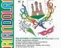 10 E 13 Febbraio 2018: CORIANDOLANDO spettacoli e animazione a Casalgrande ( RE )