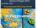 """CAMPO GIOCHI 2018: """"IN VIAGGIO VERSO"""" presso Circolo Arci Stranieri – RE"""