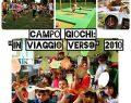 Campo Giochi 2018: dal 26/08 al 15/09 presso Circolo Arci Stranieri (RE)